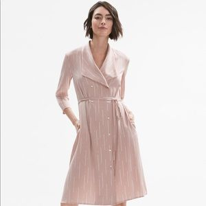 "NWT MM Lafleur ""The Suzanne Dress—Morse Code"""